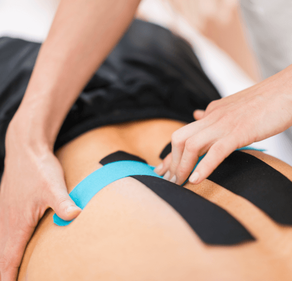 Physiotherapie Dymek in Krefeld - Aromaölmassage