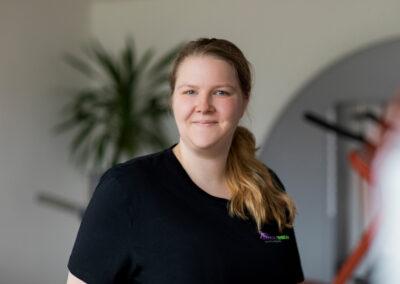 Physiotherapie Dymek in Krefeld - Corinna Kube