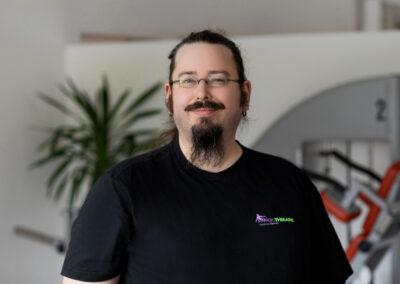 Physiotherapie Dymek in Krefeld - Jörg Kessling