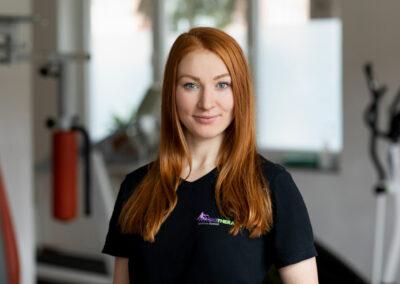 Physiotherapie Dymek in Krefeld - Katarzyna Szczepaniak
