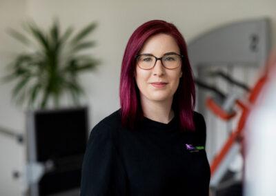 Physiotherapie Dymek in Krefeld - Rebecca Schmidt
