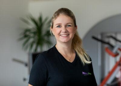 Physiotherapie Dymek in Krefeld - Vanessa Dymek